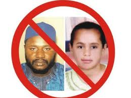 Ahmed Sani Yerima and 13 year old Egyptian wife